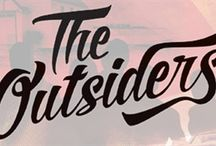 The Outsiders at NCT / On stage 9/18/14 - 10/5/14. Adapted by Christopher Sergel from the novel by S.E. Hinton Directed by Jeff Church, Artistic Director of the Coterie Theatre.