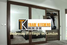 Bedroom Fittings in London / The reason behind investing in the Bedroom fittings in London is to use the available space in an efficient manner. Fitted bedrooms hold the ability to free up space which is normally taken up.