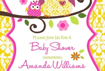 Baby Shower / by Kelli Chad Coons