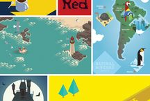 Guillaume Gennet / Lemonade Illustration Agency / Guillaume Gennet is represented worldwide by Lemonade Illustration Agency. Lemonade is multi-disciplined Artist Agency representing over 125 leading illustrators. This is just a small selection of images from the illustrator's portfolio.