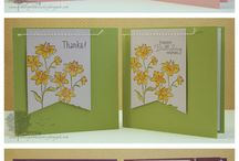 Cards...MINI / A little something just to say....