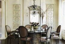 dining rooms / by Cindy Stephens