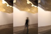 Interactive installations/objects