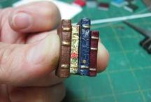 Miniature books diy