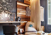Подростковые комнаты