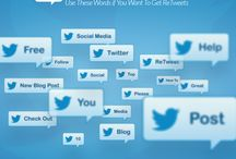 Social Media Marketing / How to infographics about social media marketing, how to use social media in marketing and social media marketing tips for using social media in business