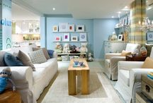 Basements / Basement decor