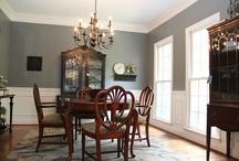 dining room / by Emily Kramer