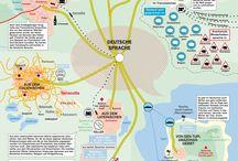 Deutsch - Infografik / infografik