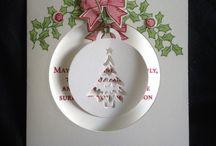 SU - Houx pour Noël - Baies de houx en kit / Scrap, Stampin Up, noël