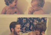 Mama und Papa
