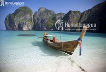 {Hanoï Voyages} Thaïlande / http://hanoivoyages.com