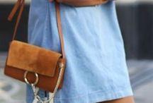 Mode - Inspirations estivales / Idées de tenues, d'accessoires, de looks pour le printemps et l'été