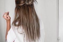 Faule Haare