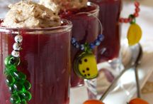 AMUSE-BOUCHE - VERRINES / recettes d'amuse-bouche et verrines