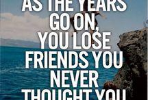 Friendship died