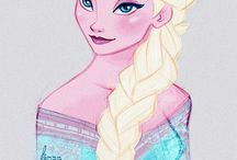 Frozen / La reine des neiges / Disney
