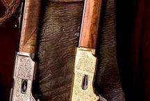 Pistole e fucili