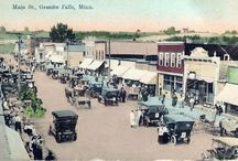 Historic Images, Granite Falls, MN / Old photos of Granite Falls, MN and surrounding area