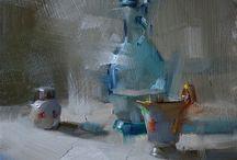 Paintings of still life