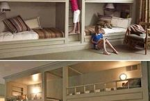 Bunk Beds Guest House / by Lisa Price-Szot