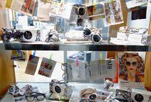 SHOP WINDOW / Los escaparates mas originales de Paper & Paper eyewear