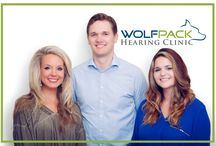 The Pack! / A glimpse into our day to day lives; treating hearing loss and having some fun in the process. :)