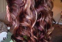 peinados y cabellos