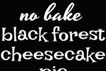 No Bake Pies