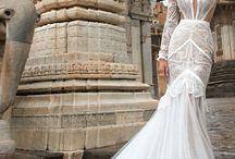Wedding dresses - assorted sleeves