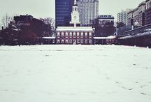 The Holidays in Philadelphia / Welcome to a Winter Wonderland!