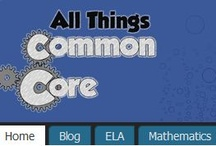 Common Core / by Mikki Rodriguez