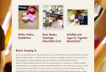 How to be a Maker / Various thoughts and ideas about the Maker Movement and how to be a part of it.