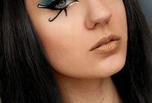 egyptian makeup / by Daniela Zapata