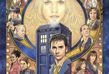 The Doctor / by Ashley Sword-Buster