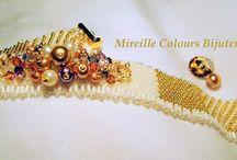 HANDMADE SOULMADE JEWELRY - Mireille Colours Bijuterii / - BRACELETS