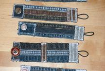 cool denim cuffs