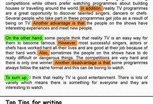 ENG writing expl.