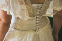 My handmade antique lace wedding dress / This is the making of my antique lace wedding dress, which was created from scratch using a normandy lace antique bedspread.