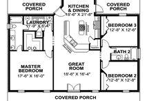 House, plans, gardens, etc
