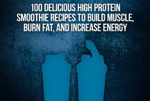 High Protein Recipes / High protein recipes, snacks and the like! Easy to prepare and delicious.