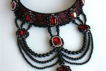 Goth jewelery