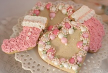 Cookies and cakes / by Becky Kinder