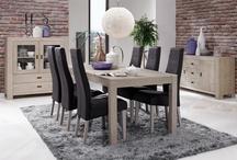 Innredning/Dekor ~ Kaja / Salong bord (75-80 bredt) og spisebord