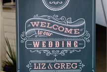 Chalkboard Ideas / by Michelle Last Stampin' Up! Demo