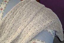 crochet / by Lina Fry