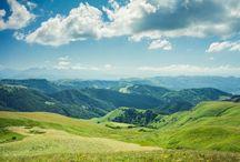 Krajobrazy i ciekawe miejsca w Polsce i zagranicą
