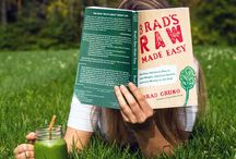 """Brad's Raw Made Easy / Brad's new book """"Brad's Raw Made Easy"""" is coming out December 31st, 2013!  / by Brad's Raw Foods"""