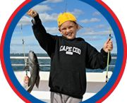 Fishing with Kids, Cape Cod