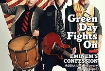 Green day magazine covers